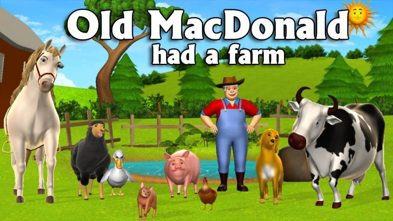 old macdonald had a farm poem