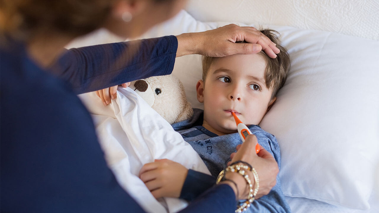 Covid 19 symptoms in babies and how to take care