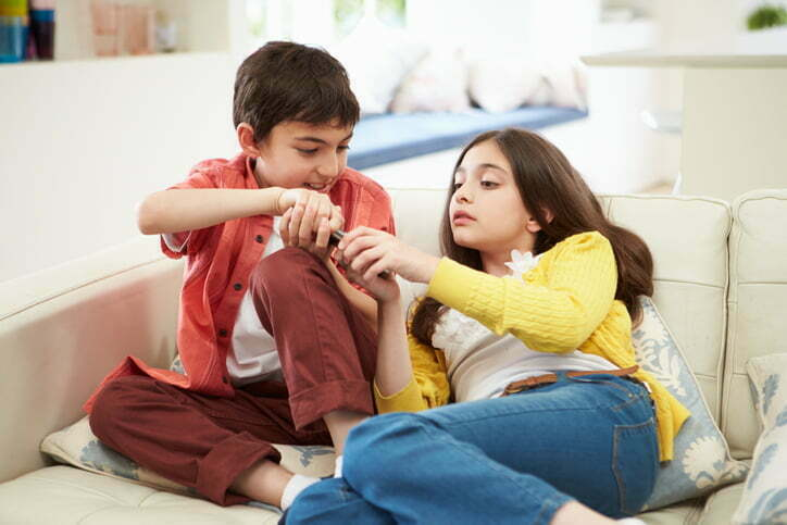 Consequences of sibling rivalry
