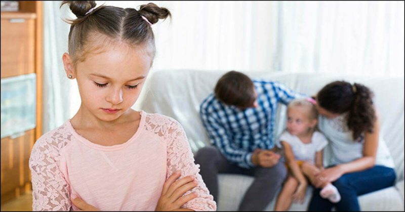 Lack of attention from parents reason behind sibling rivalry
