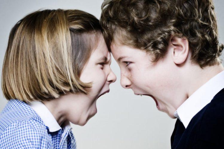 Reasons behind Sibling Rivalry